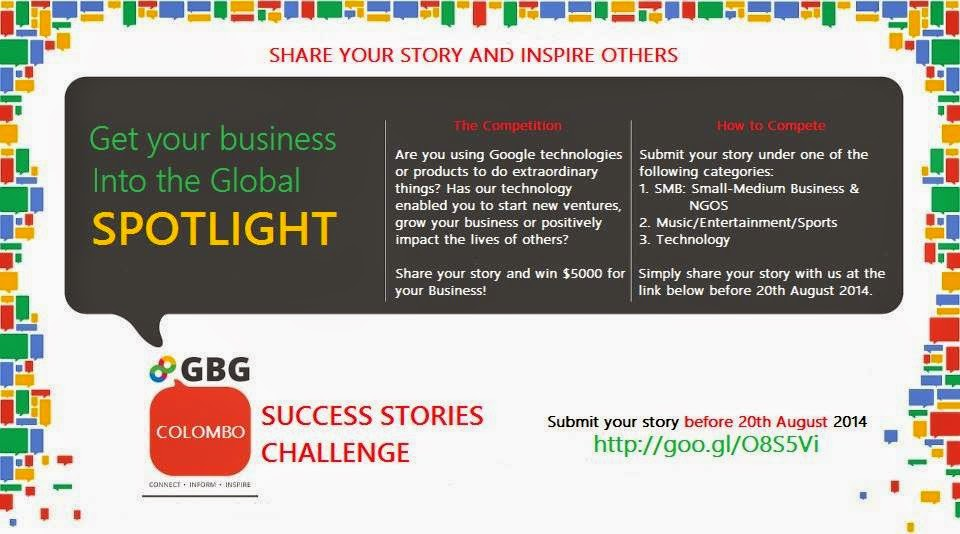 gbg success stories for google competition