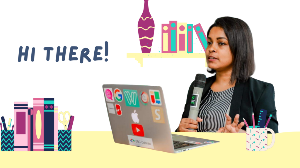 Indu Nanayakkara social media marketing training